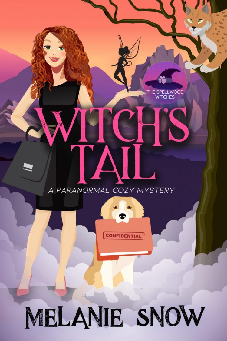 Witch's Tail, Book 1, The Spellwood Witches