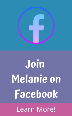 Melanie Snow, paranormal cozy mysteries on Facebook