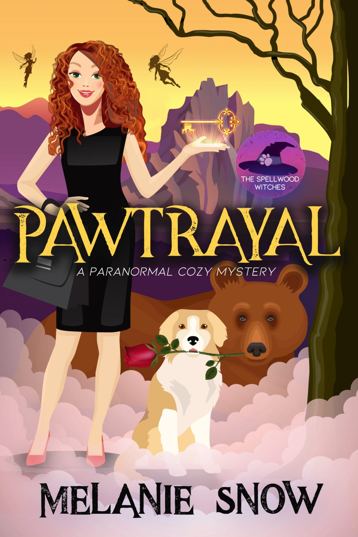 Pawtrayal, Book 5 The Spellwood Witches