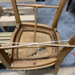 Chair repair for moulds