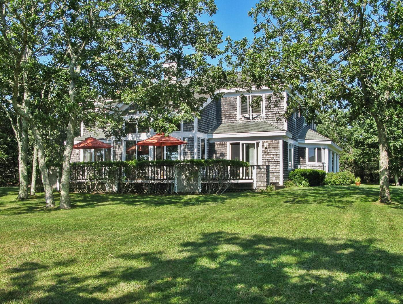 West Tisbury Vacation Rental Home In Martha's Vineyard
