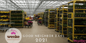 Good Neighbor Day October 7, 2021 @ Wenke Greenhouses Retail Store | Kalamazoo | MI | US