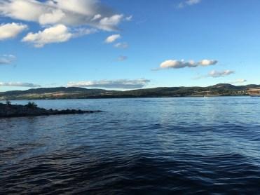Mjosa Noewegens größter See.