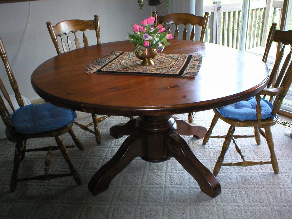 Len Ubbens Table