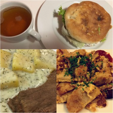 Mensa food