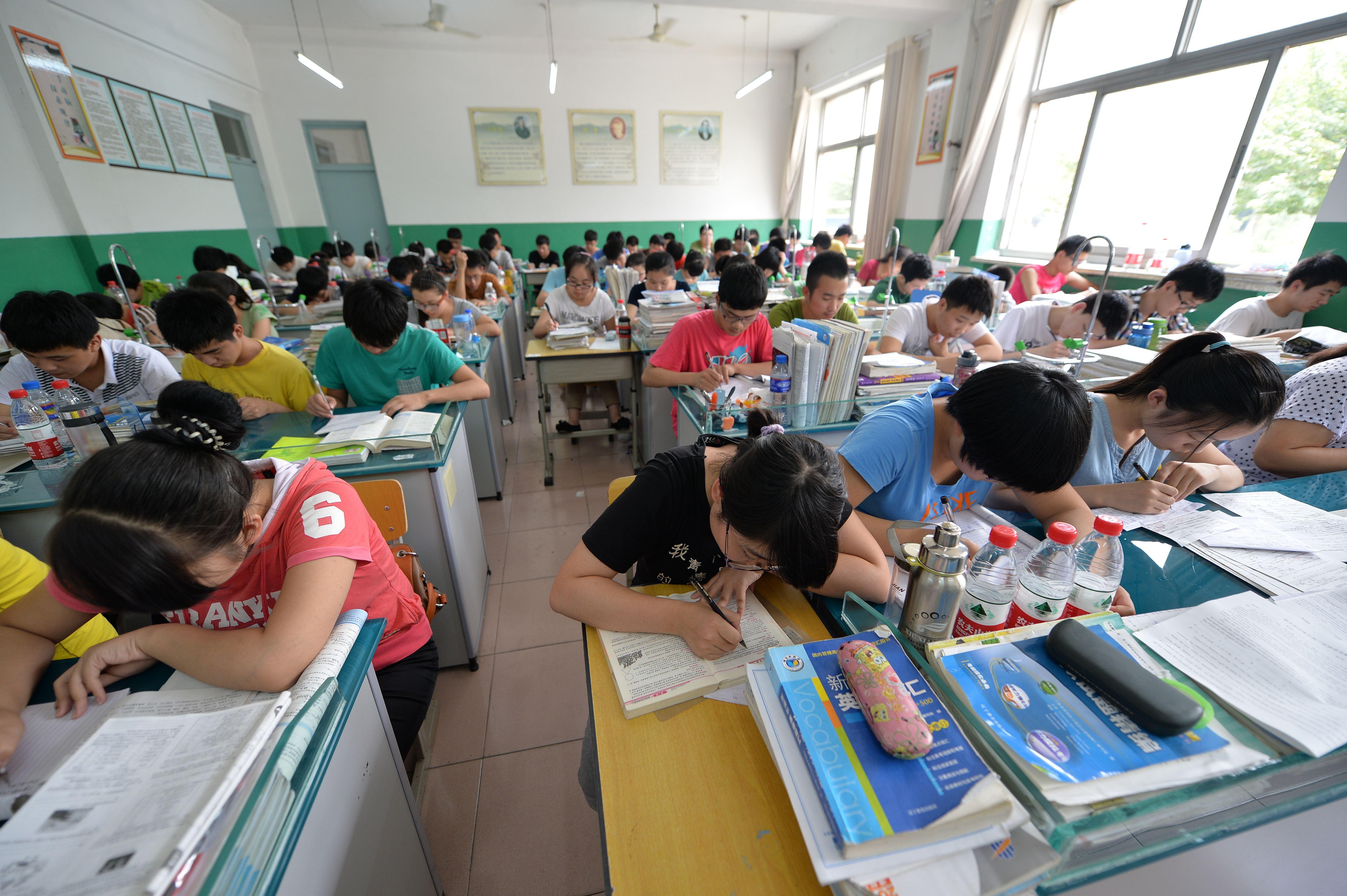 The Gaokao History Reform And Rising International