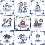 Kaartje 40 jaar getrouwd (5)