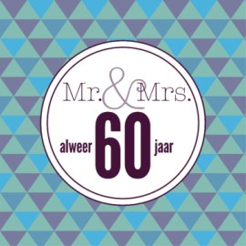 Kaartje 60 jaar getrouwd (2)
