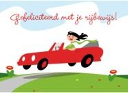 Kaart rijbewijs