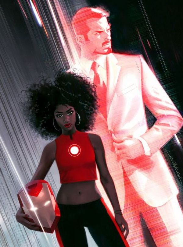 new iron man is 15 year old girl