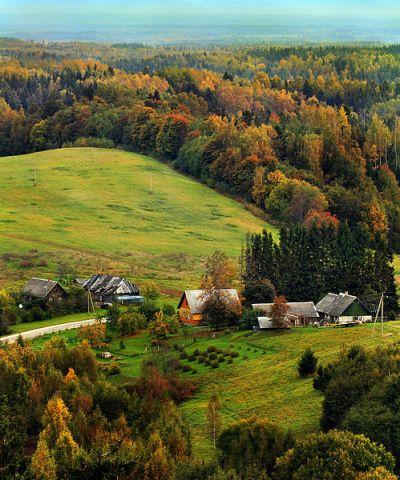 Estonian country side