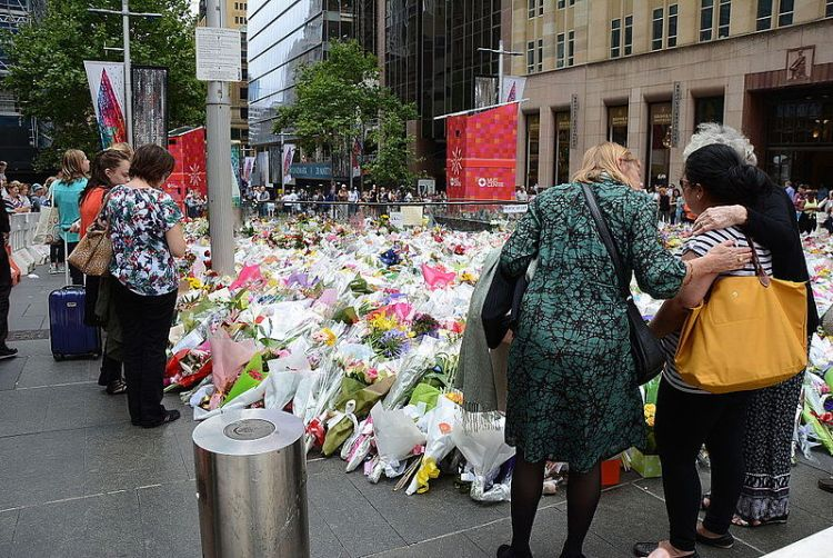 Lindt Cafe siege two days later
