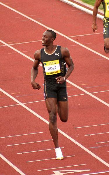 Usain Bolt, 2007