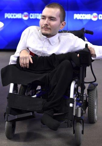 Valery Spiridonov, to receive human head transplant