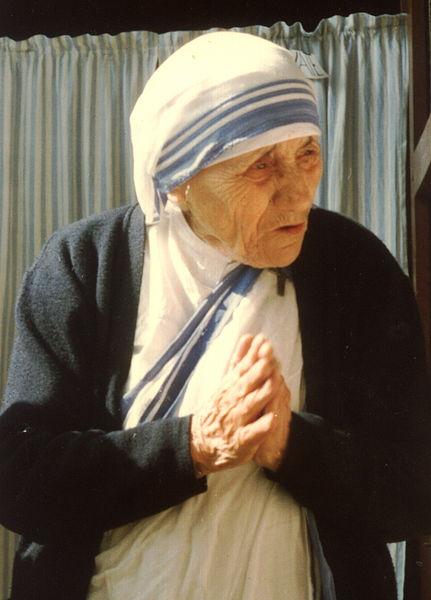 Mother Teresa, 1988