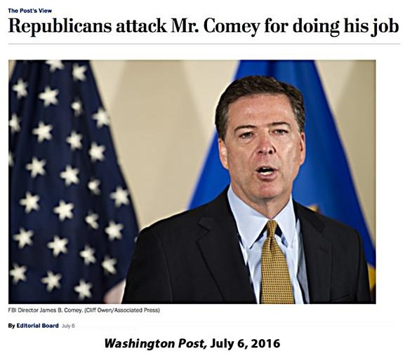 comey july-6