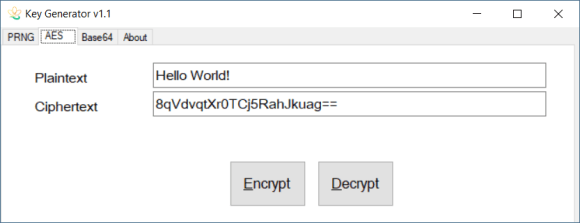KeyGenerator_AES