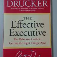 01-The Effective Executive