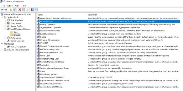 Windows_Groups