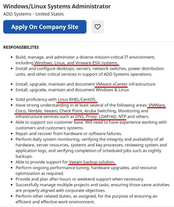 Job Positions_Configurations