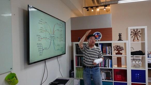 卓建全 (Steven Cho), CISSP, CEH, CHFI, PMP
