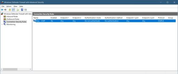 Windows Firewall_IPsec