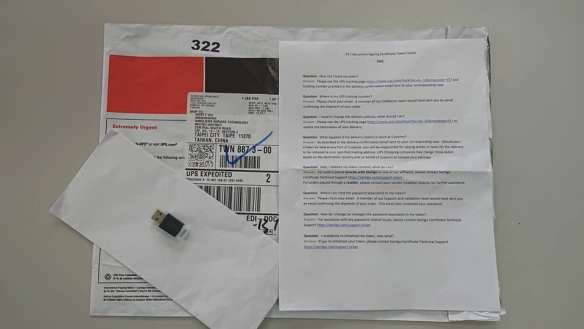 UPS Package