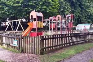 Play Area in Grange Park