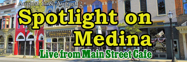 2016 Spotlight on Medina banner