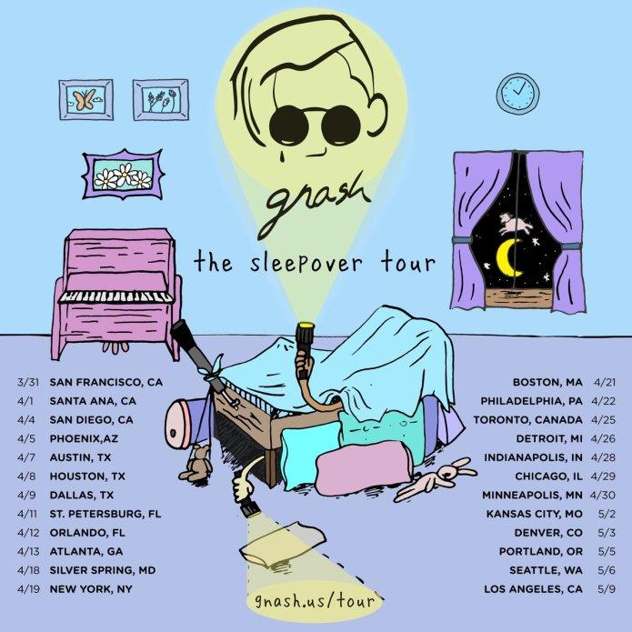 The Sleepover Tour