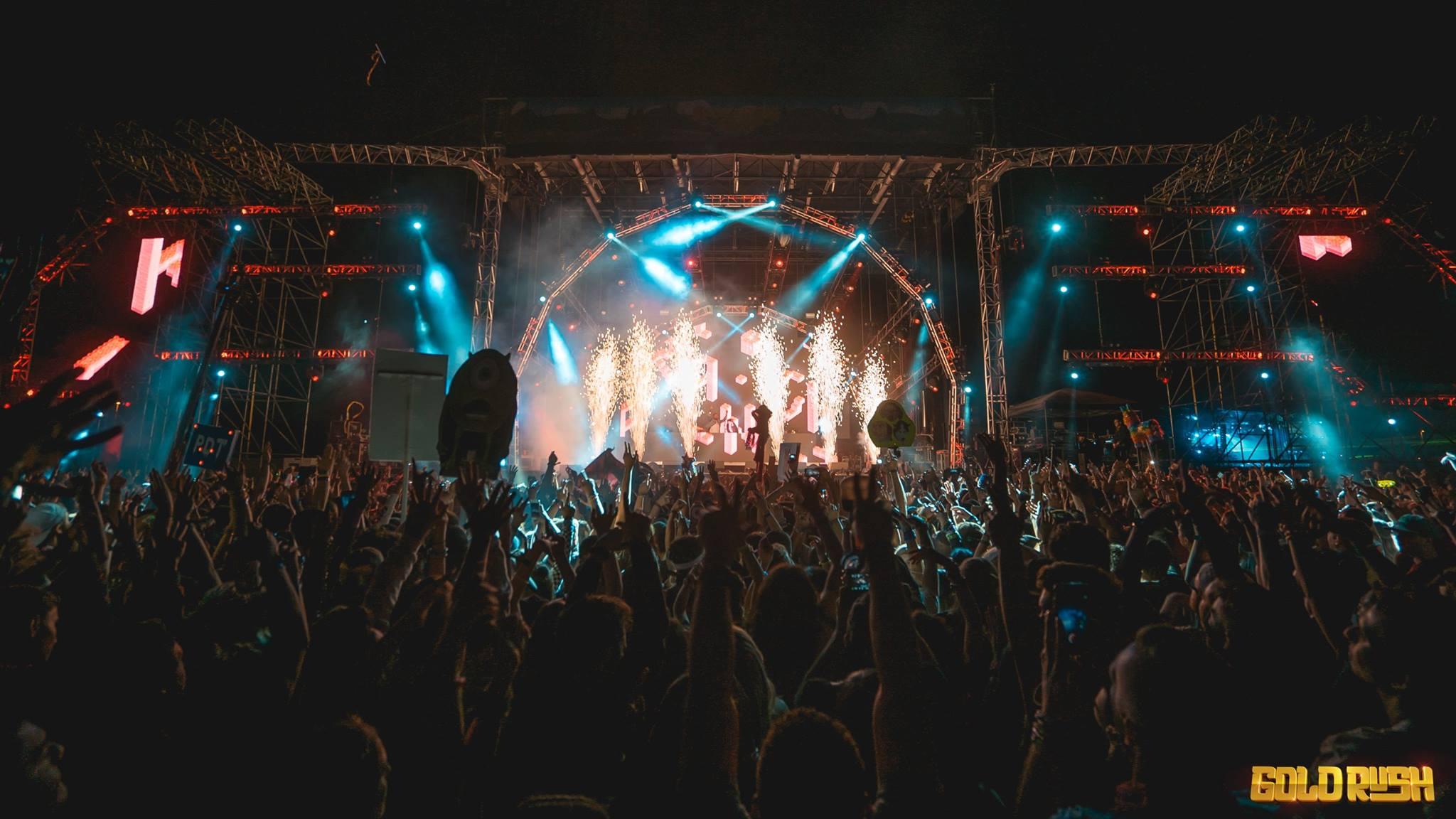 GOLDRUSH 2019 Digs Deep on 2nd Round Lineup (Sept  27-28