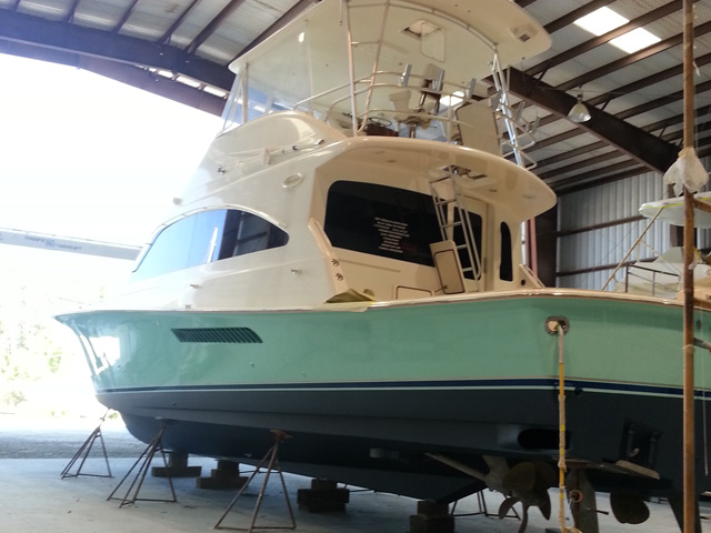 Emerald Coast Yacht Refinishing Panama City Amp Destin Boat Restoration Repair Amp Painting Service