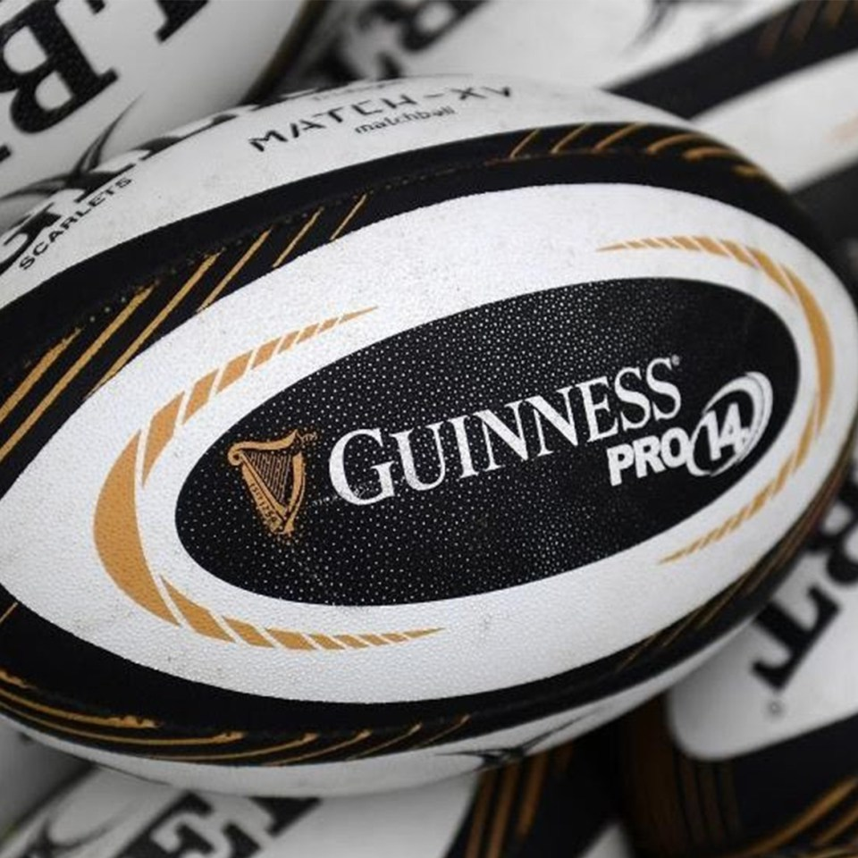 Guinness PRO14 Rugby