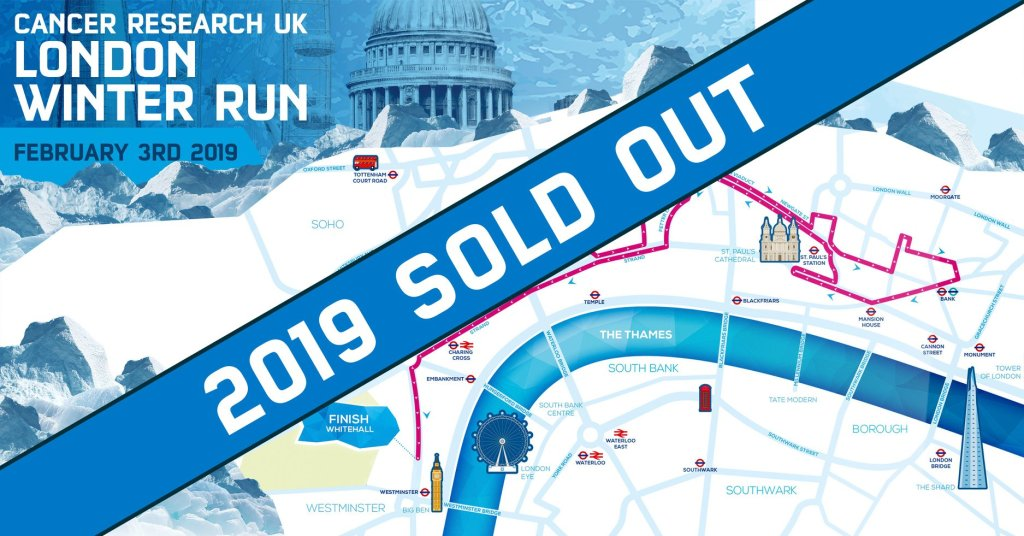 London Winter Run