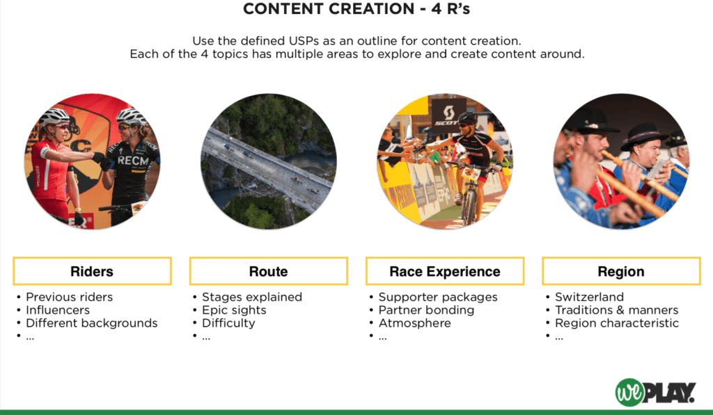 Mass Participation Content