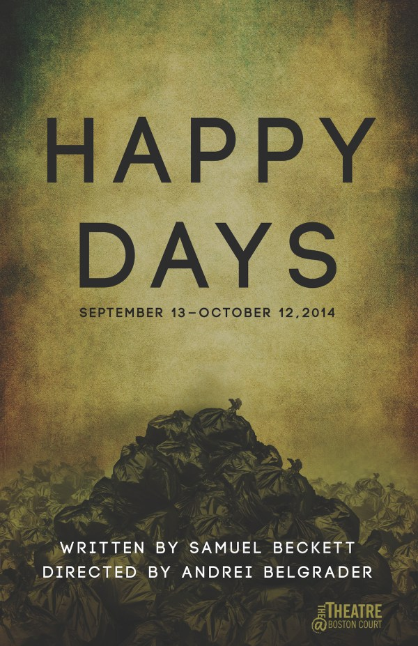 Announcing Samuel Beckett's HAPPY DAYS featuring Brooke ...