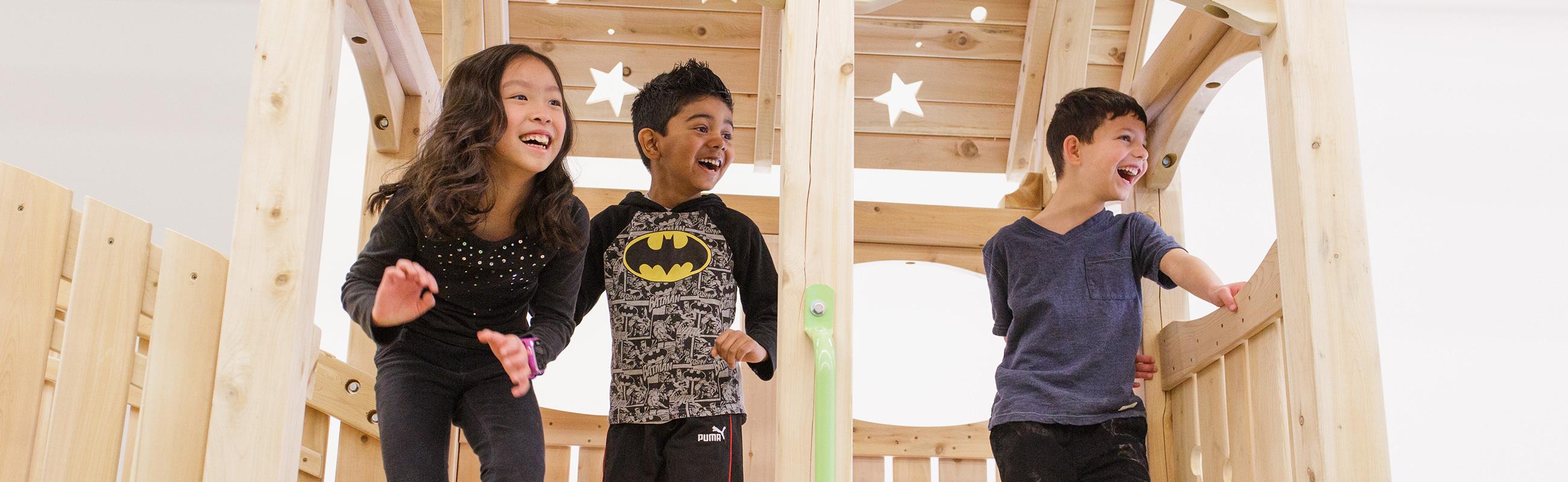 Inclusive indoor sensory processing play, south surrey, british columbia