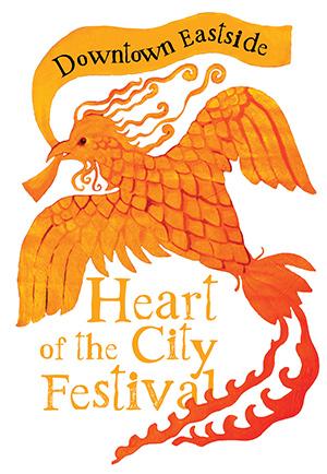 Heart of the City logo