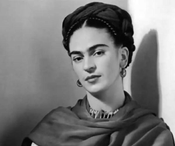 July 6, 1907, Frida Kahlo was born