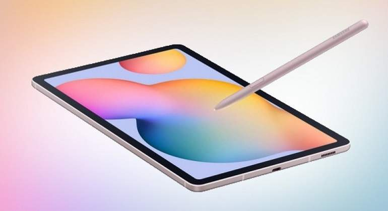 Samsung Galaxy Tab S7 +: 12.4-inch screen and S-Pen support