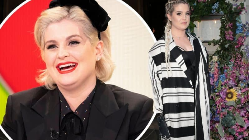 This is how Kelly Osbourne looks after losing 38 kilos