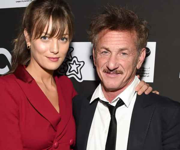 Sean Penn married via zoom with the young actress Leila George