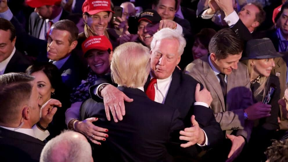 Donald Trump's younger brother hospitalized in New York