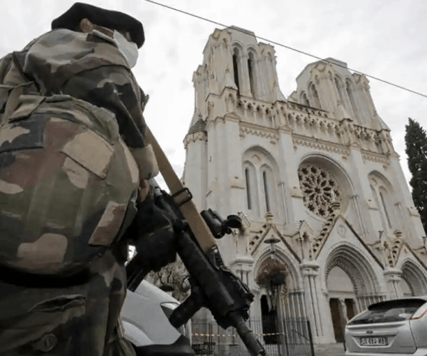3 Dead In Church Attack: What Happened in Nice at the Notre Dame Basilica?