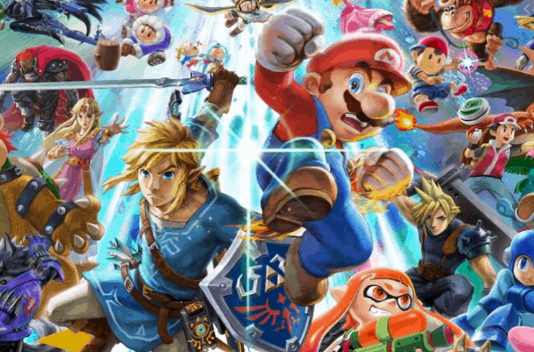 Super Smash Bros. Ultimate revealed its new fighters