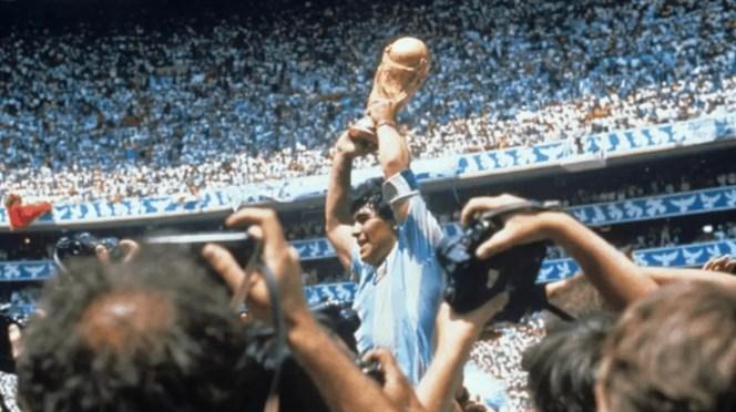 Diego Armando Maradona died