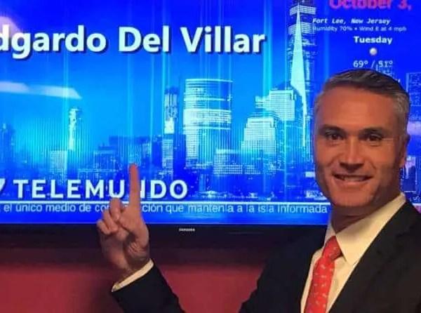 Carolina Novoa, wife of Edgardo del Villar: What you need to know