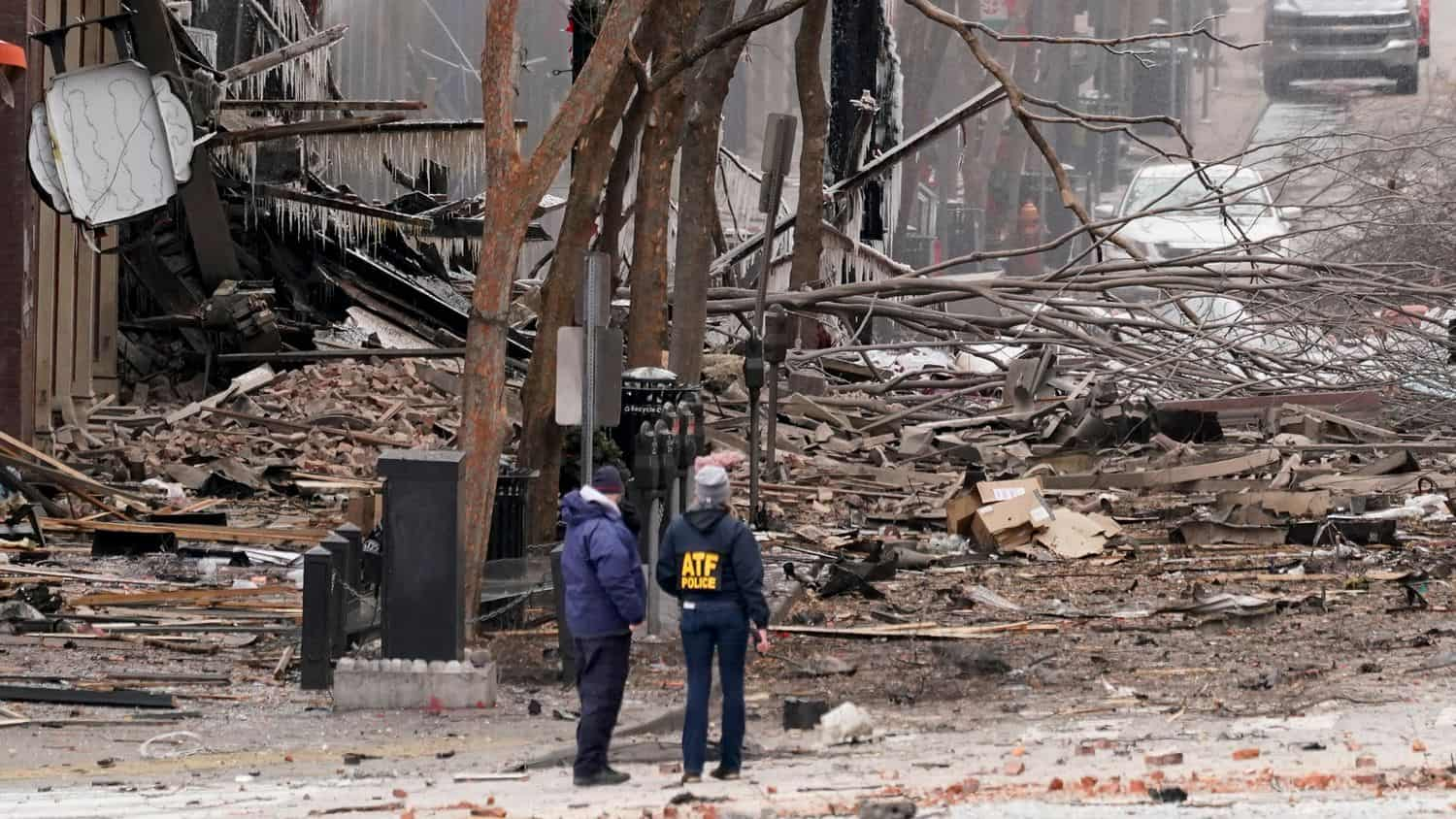"""Police and FBI Investigate Large Car Explosion in Downtown Nashville as """"Willful Act"""""""
