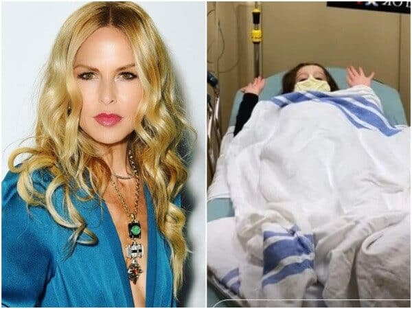 Rachel Zoe's Son Hospitalized After Falling From Ski Lift In Colorado