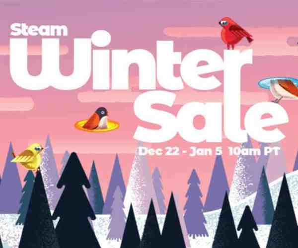 Complete Your Game Collection: Steam's Christmas Sale Is Here!